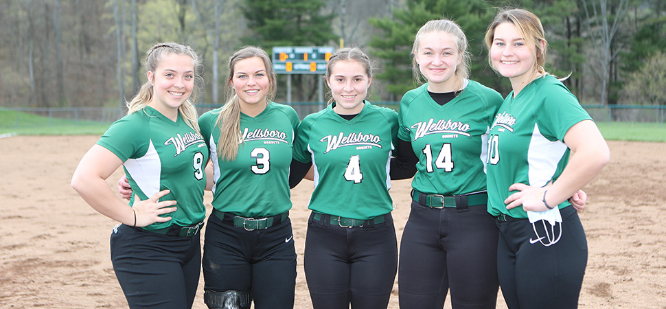 2021 Wellsboro Softball Senior Class