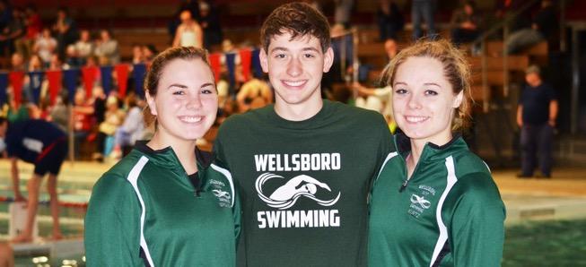 Three Hornets break pool records at NTL Meet