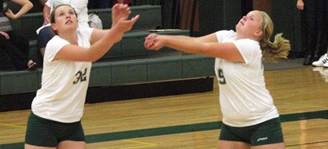 Hornet volleyball drops Coudersport