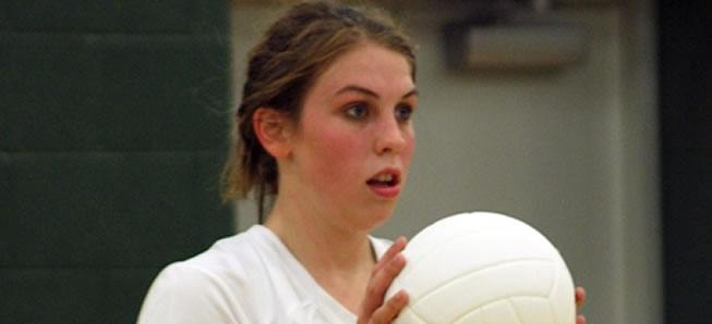 Zuchowski selected to All-State volleyball team