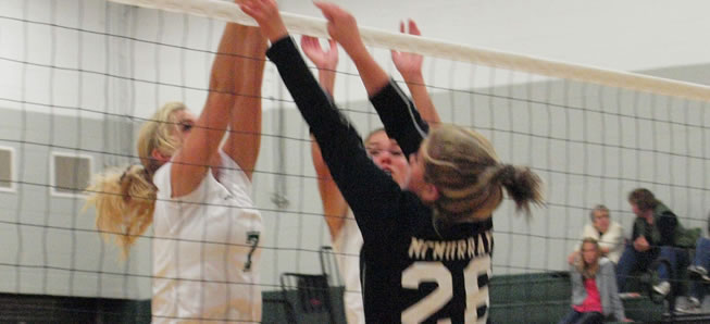 Volleyball Schedules Released