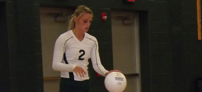 Hornet Volleyball falls to Wyalusing in 5 games