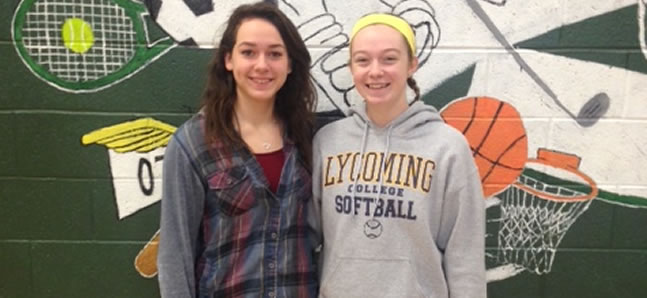 Warriner, Florio named to All-Star team