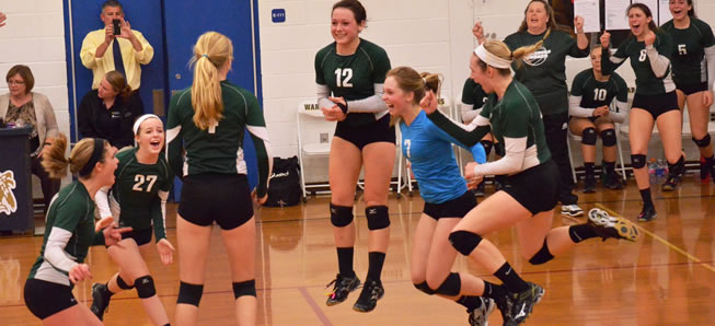 Lady Hornets top Wyalusing 3-1 to win District IV title
