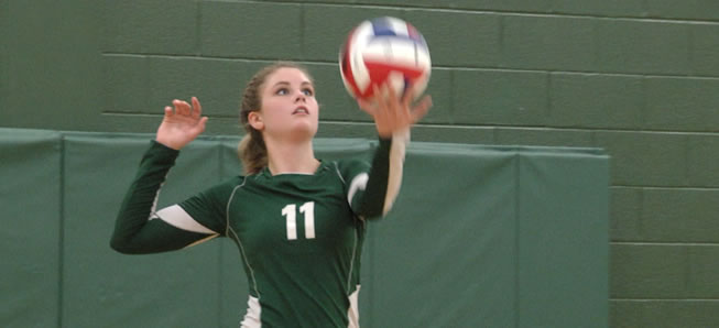 Hornet Volleyball tops Troy, 3-1