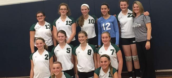 Hornet Volleyball knocks off Williamson