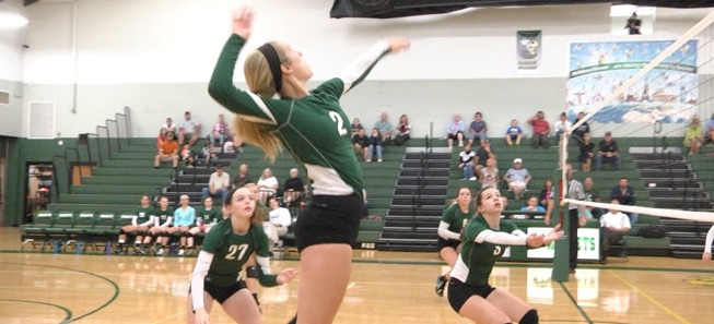 Lady Hornets top Athens, 3-1