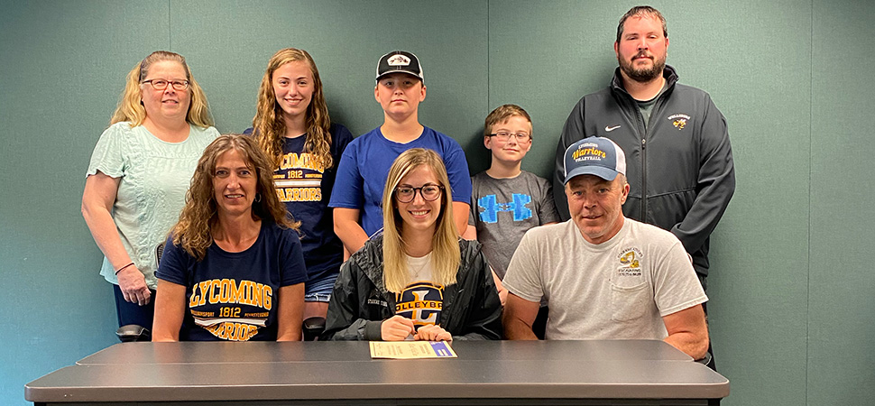 Starkweather set to join Lycoming Volleyball team
