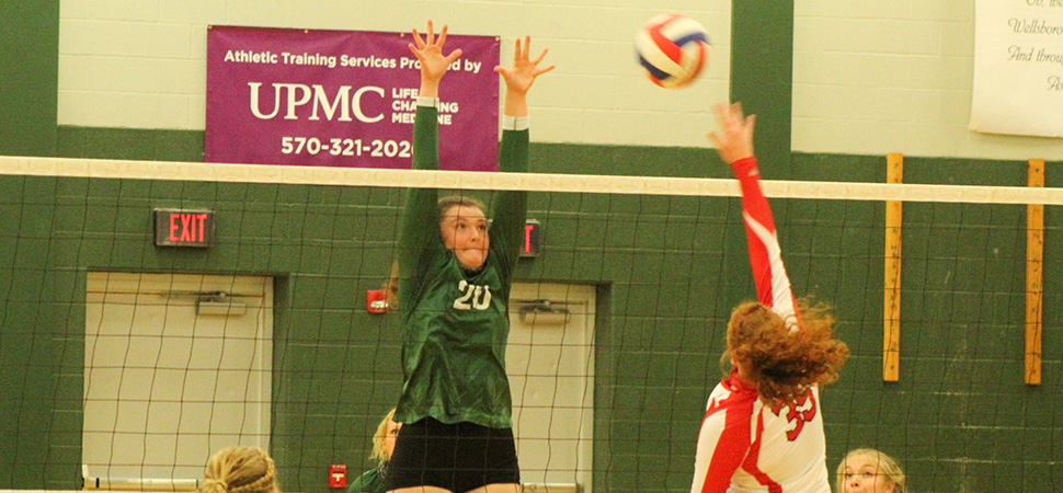 Lady Hornets sweep Troy to stay unbeaten.