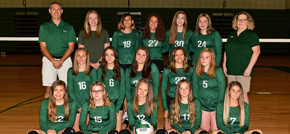 2020 Wellsboro Hornets Junior Varsity Volleyball Roster