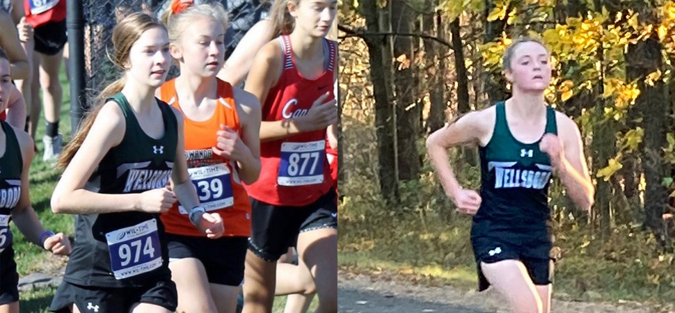 DeCamp, Simcox named to NTL All-Star XC team.