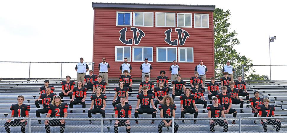2020 Ligonier Valley Varsity Football Team
