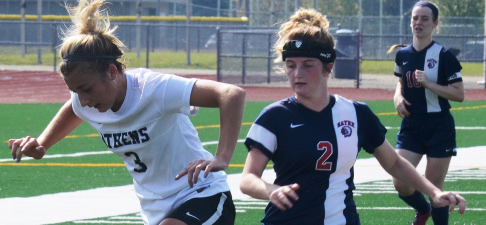 Lady Wildcats suffer first loss to Baldwinsville
