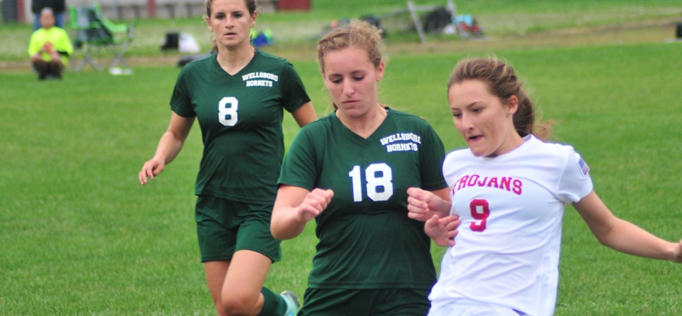 Troy, Athens, Sayre pick up girls soccer wins