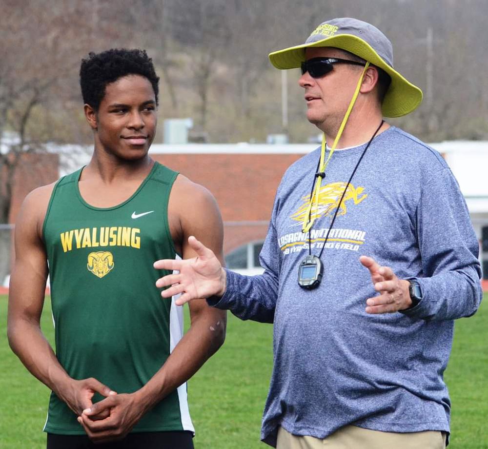 Jim Schools (Wyalusing XC/Track) - NTL Coach/Program of the Year