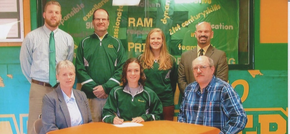 Wyalusing's Corson signs with Mercer