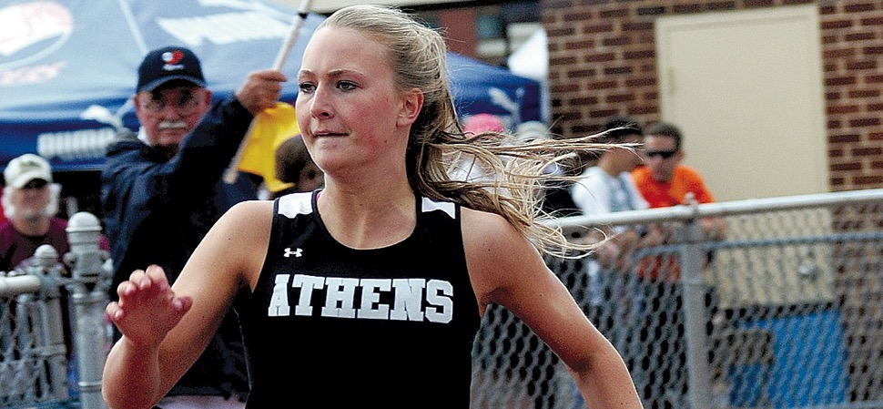 Athens' Lunger verbally commits to Saint Francis