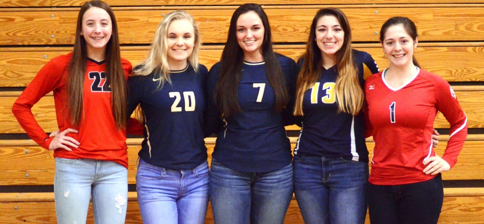 2017 NTL Small School Volleyball All-Stars announced