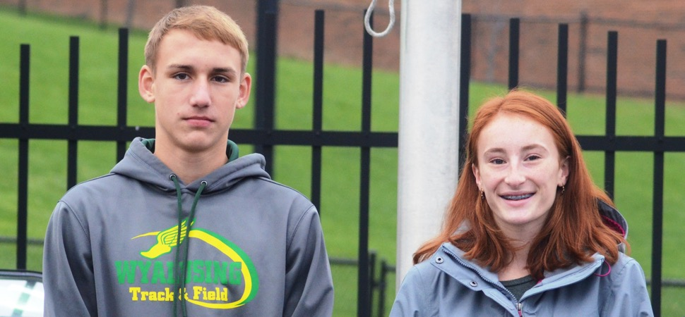 Patton, Jones named XC Runners of the Year