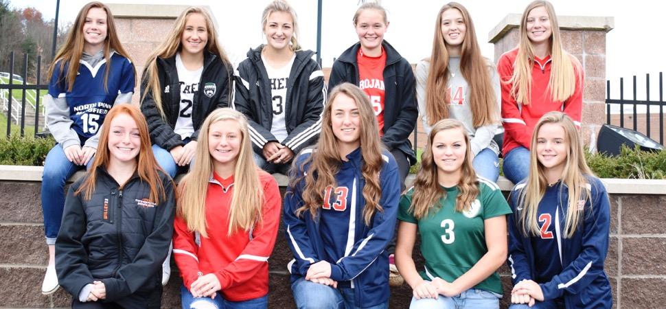 2018 NTL Girls Soccer All-Stars announced