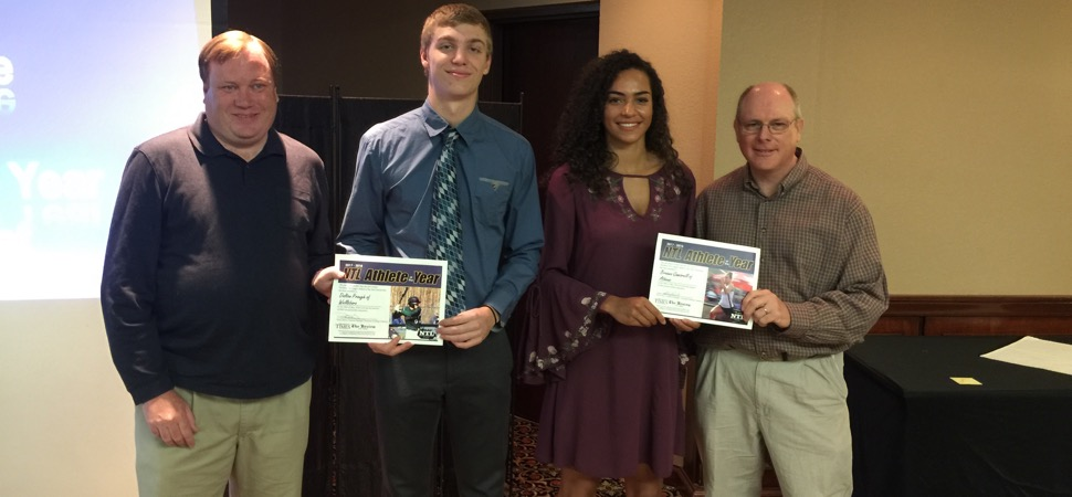 Wellsboro's Prough, Athens' Gambrell named NTL Athletes of the Year