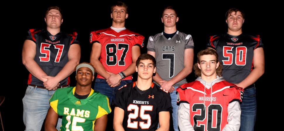 2019 NTL Large School Football All-Stars announced.