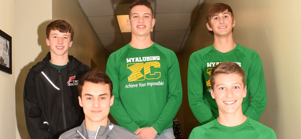 2019 NTL Boys XC All-Stars announced.