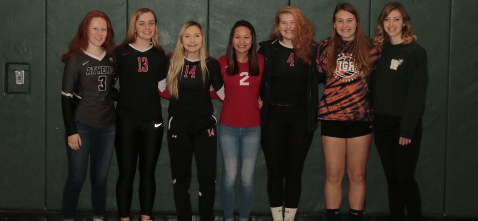 2019 NTL Large School Volleyball All-Stars announced