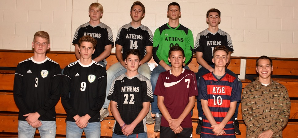 2019 NTL Boys Soccer All-Stars announced
