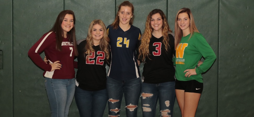 2019 NTL Small School Volleyball All-Stars announced