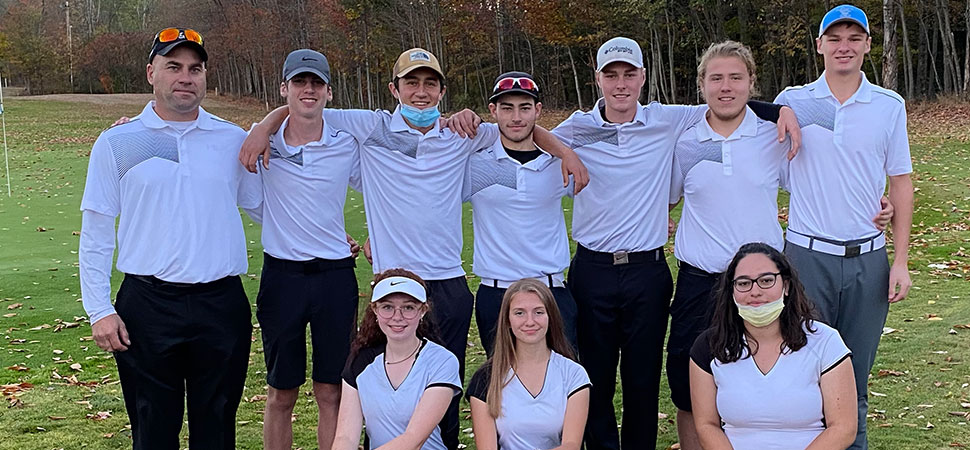 North Penn-Mansfield crowned NTL Golf champs.