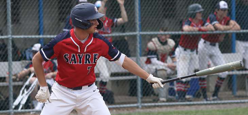 Sayre Tops Southern Columbia, 7-3, In Class AA Championship Game; Third Title In Four Seasons