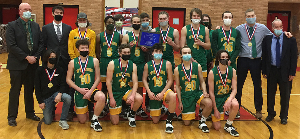 Wyalusing Captures District IV 2A Boys Basketball Championship