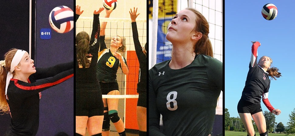 4 District IV girls named to All-State Volleyball team