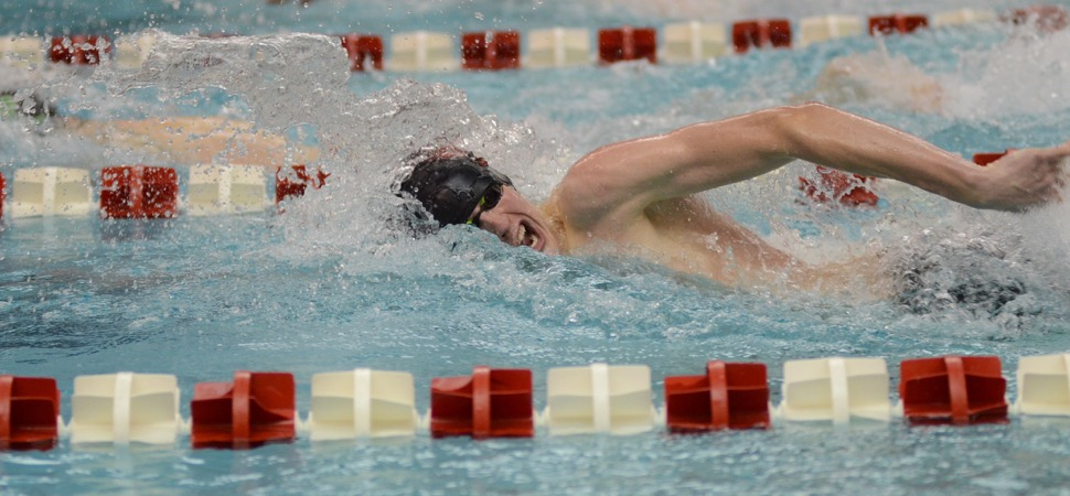 District IV Swimming Championships Day 2 Boys Results.