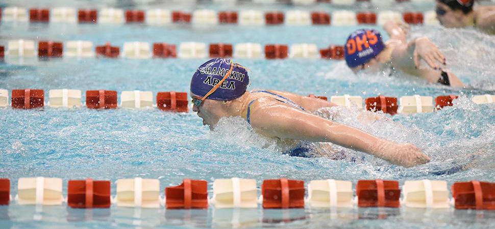 PIAA District IV Girls Swimming Championships