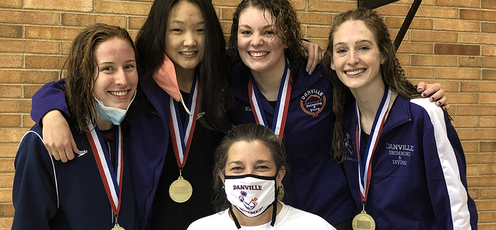 District IV Girls Swimming Championship Results