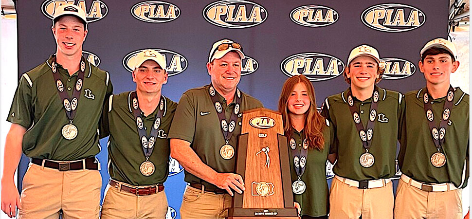 Lewisburg Takes 2nd at PIAA Golf Championships