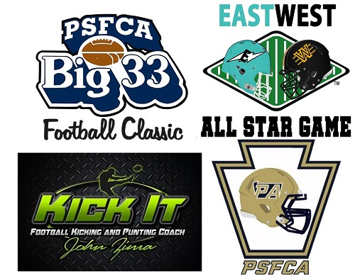 Big 33 and East/West Game Kicker Process