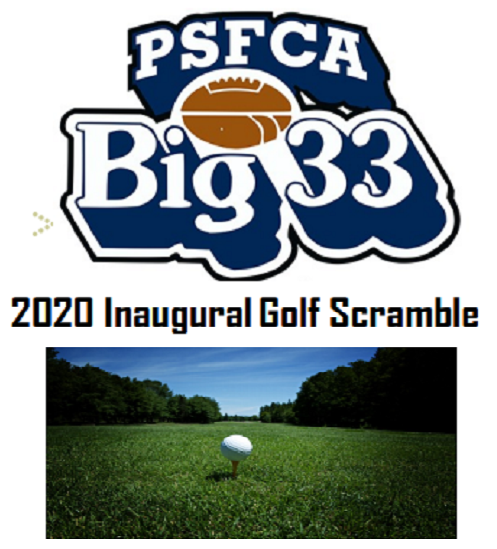 Big 33 Golf Scramble October 23 Dauphin Highlands Gold Course