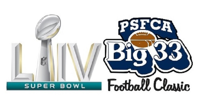 The Big 33 Continues Super Bowl Tradition in Super Bowl 54